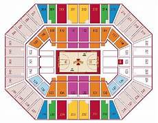 Iowa Basketball Seating Chart Iowa State Cyclones Tickets Packages Amp Hilton Coliseum Hotels