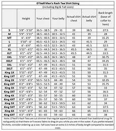 Oneill Size Chart O Neill Mens 24 7 Hybrid Tank Rashguard Isnorkel