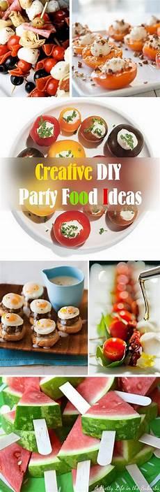 creative diy food ideas hative