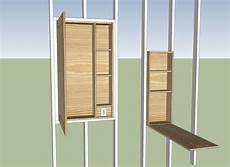 hide away ironing board cabinet woodworking projects plans