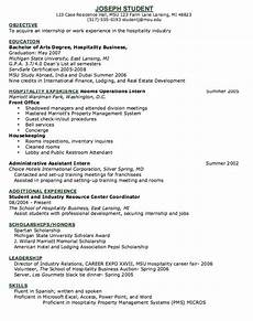 Concierge Resume Examples Pin By Ririn Nazza On Free Resume Sample Free Resume