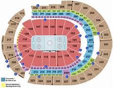 Gund Arena Seating Chart Bridgestone Arena Seating Chart Rows Seat Numbers And