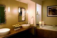 One Light Fixture Over Two Mirrors 21 Fantastic Bathrooms With Two Mirrors Pictures
