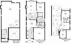 Bungaloft Floor Plans The Wentworth Bungaloft Floorplan Enclaves Of Canada