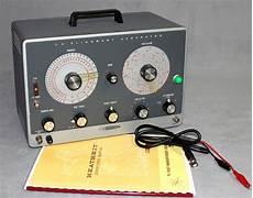 Radiolaguy Com Heathkit Model Ig 52 Sweep Marker Generator