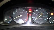 1997 Honda Accord Dash Lights Not Working D4 Light Blinking On My 95 Honda Accord Youtube