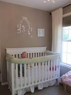 the cavalier crib bumper as crib rail protector