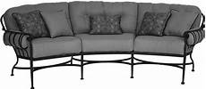 Outdoor Sofa Iron Png Image by Meadowcraft Athens Collection Available At Collier