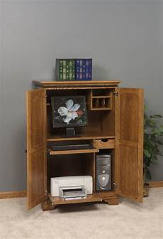 american made computer armoire desk from dutchcrafters