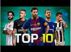 Top 10 Best Dribblers In Football 2019 #Video   Oasdom