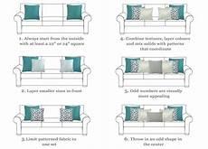 Cushion Size Chart Design Standard Couch Cushion Size Annebeeken Throw
