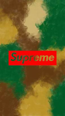 Supreme Wallpaper Iphone 5 by Supreme Watercolor Camouflage Wallpaper Iphone 5 By Jd 0 G