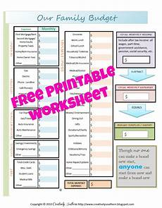 Simple Family Budget 26 Ways To Get Organized In 2013