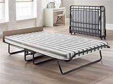 supreme folding guest bed with airflow fibre mattress