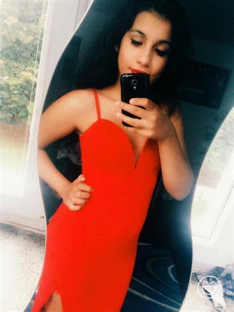 Roxane Mesquida Topless