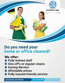 Cleaning Leaflet Template Bcca British Cleaning Certificate Award Leaflet
