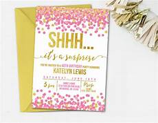 Free Surprise Birthday Party Invitations Free 41 Collection Of Creative Invitation Designs In Psd