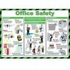 Office Meeting Topics Office Safety Poster Ese Direct