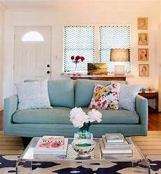 Living Room With Light Blue Sofa Light Blue Couch With Navy Rug Home Living Room Light