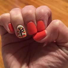 Fall Color Nail Designs 24 Fall Nail Art Designs Idea Design Trends Premium
