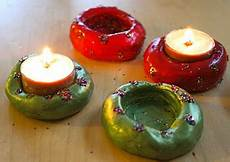 Tea Light Holder Crafts Clay Tea Light Holders Things To Make And Do Crafts And