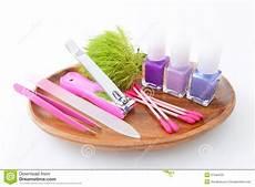 Nail Care Tools Nail Care Tools Stock Image Image Of Cosmetics Body