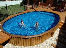 Above Ground Swimming Pool Designs Why Above Ground Pools Are More Recommended For You