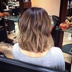 frisuren braune glatte haare balayage braun glatt suche haar und make up