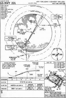 Kjfk Departure Charts Iap Chart Ils Rwy 22l New York John F Kennedy Intl Jfk