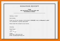 tax deductible receipt template 3 4 tax deductible donation letter moutemplate
