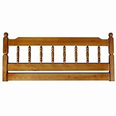amani international 5 ft colonial spindle headboard pine