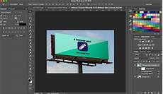 Billboard Design Template Free Billboard Design Template Psd On Behance