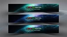 Youtube Banner Designers How To Design A Youtube Channel Art Photoshop Tutorial