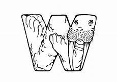 Malvorlagen Dm Cc Malvorlage W Walrus Kostenlose Ausmalbilder Zum Ausdrucken