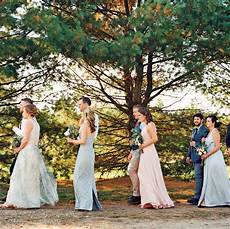 Wedding Party Processional How To Choose The Perfect Processional Music Martha