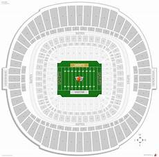 Saints Virtual Seating Chart New Orleans Saints Seating Guide Superdome