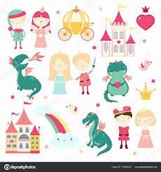 dm fotowelt 귀여운 동화 캐릭터의 컬렉션 스톡 벡터 169 frenta 174266790