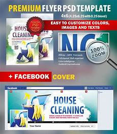 Cleaning Flyer Template House Cleaning Psd Flyer Template 9579 Styleflyers
