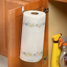 the cabinet door vertical paper towel holder bed