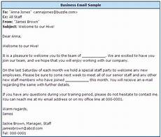 Company Email A Writer S Life Structure Your E Mail Messages For