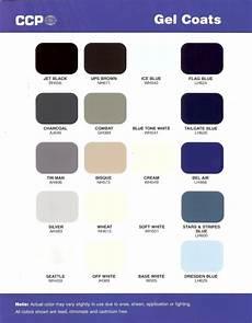 Ccp Gelcoat Color Chart Stuart Marine Corp Yard Services Gel Coat Color Chart