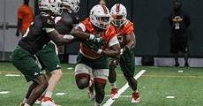 Cbs Sports Football Depth Charts Depth Chart On The First Day Of Spring Football