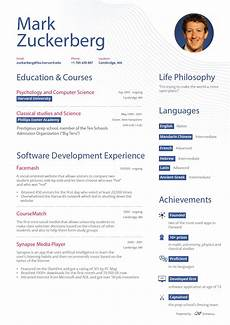 Facebook Resume Template Successful Resumes To Feel Proud Of