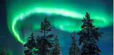 When Northern Lights Finland The 6 Best Places To See The Northern Lights In The World