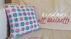 uncinetto cuscini cuscino all uncinetto me creativeinside