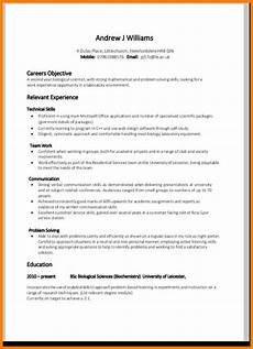Problem Solving Skills Examples Resume Cv Template For Over 60 With Images Resume Examples