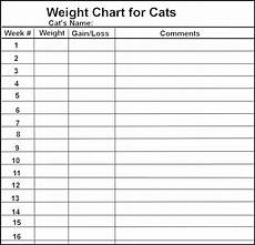 Weight Loss Charts To Print Chart Template Category Page 112 Gridgit Com
