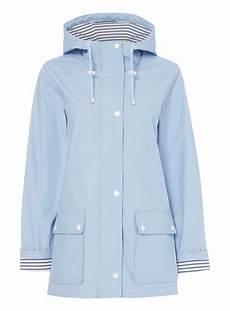 Light Raincoat Womens Light Blue Rubber Coated Raincoat Tu Clothing