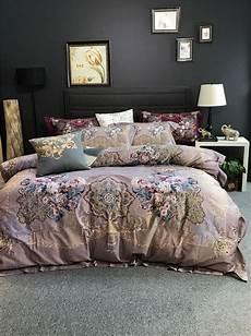 2017 bedding set luxury cotton bedding king size
