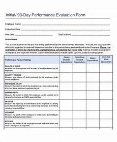 Staff Review Template Employee Review Templates 13 Free Pdf Documents